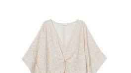 Dámske vzorované šaty H&M Conscious, predávajú sa za 29,99 eura pred zľavou.