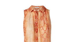 Dámske vzorované šaty Mango, info o cene nájdete v predaji.