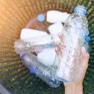 plast, plastová fľaša, odpad, zero waste