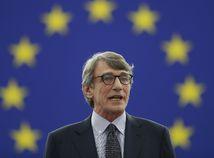 europarlament, EÚ, David-Maria Sassoli, EP, európsky parlament