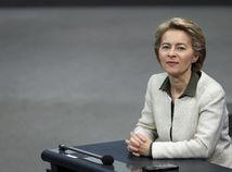 nemecko, európska komisia, Ursula von der Leyenová, EK, EÚ