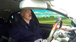 Alexander Lukašenko - Mercedes-Maybach S600 Pullman Guard W222