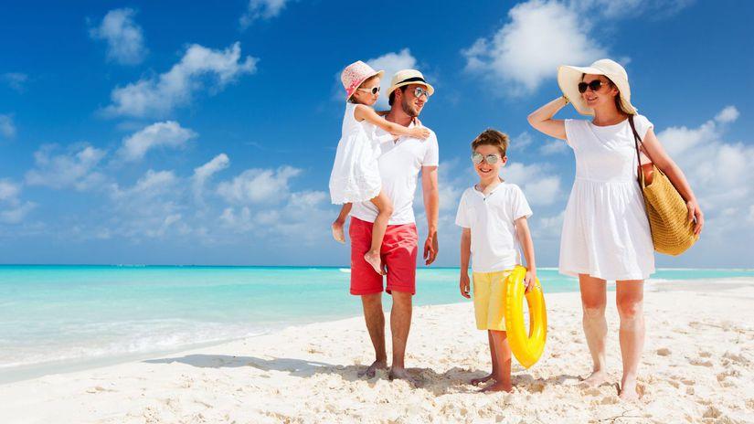 dovolenka, cestovanie, rodina, pláž, leto,...