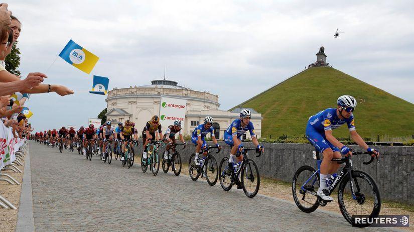 Tour de France, Waterloo