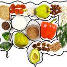 hrubé črevo, zdravá strava