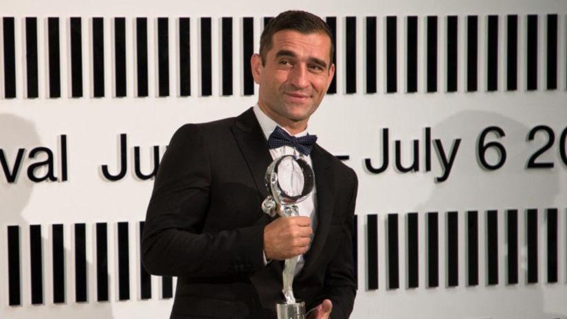 Milan Ondrík získal v Karlových Varoch cenu za...