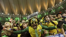 Brazília, radosť