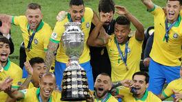 Brazília, trofej