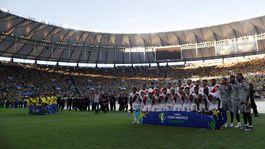 Copa América, Brazília, Peru