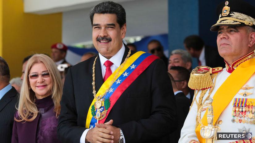 nicolas maduro, venezuela, vladimir padrino