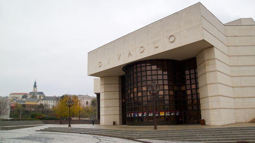 Nitra divadlo