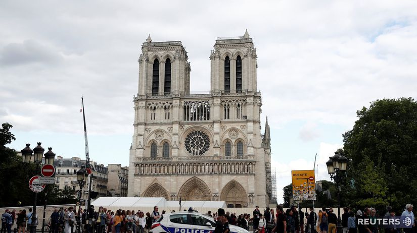 Parížska katedrála Notre-Dame