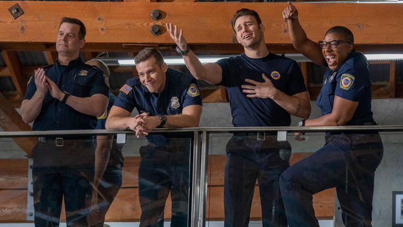 seriál 911, 911,