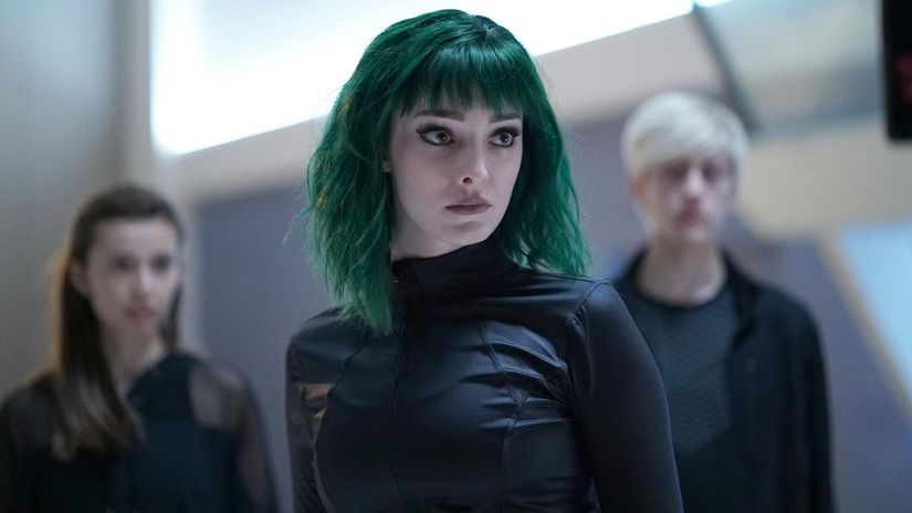 the gifted, mutanti,