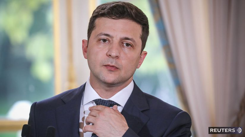Ukrajina / Volodymyr Zelenskyj