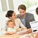 hypotéka, rodina, mladomanželská pôžička