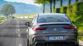 Mercedes-AMG CLA45 S 4Matic - 2019