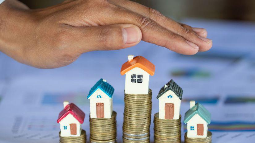 peniaze, hypotéka