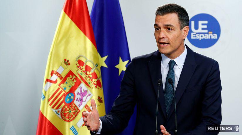 Španielsko / Pedro Sanchéz /