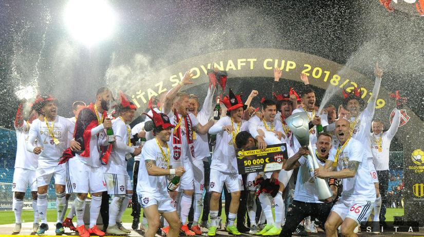 Víťaz Slovnaft Cupu