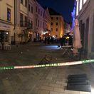 Po bitke futbalových chuligánov v centre Bratislavy skončilo v putách vyše 100 ľudí