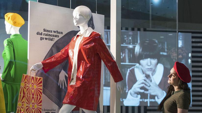 Dizajnérka Mary Quantová priniesla svetu...