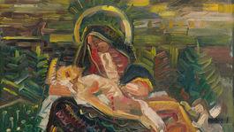 Pieta, okolo roku 1940