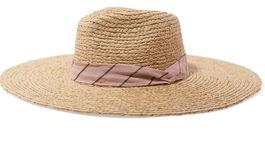 Slamený klobúk Rag & Bone, predáva sa za 245 eur.