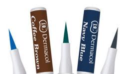 Vodeodolné fixky na oči Colour Eyeliner od Dermacol. Predávajú sa za 5,69 eura za kus.