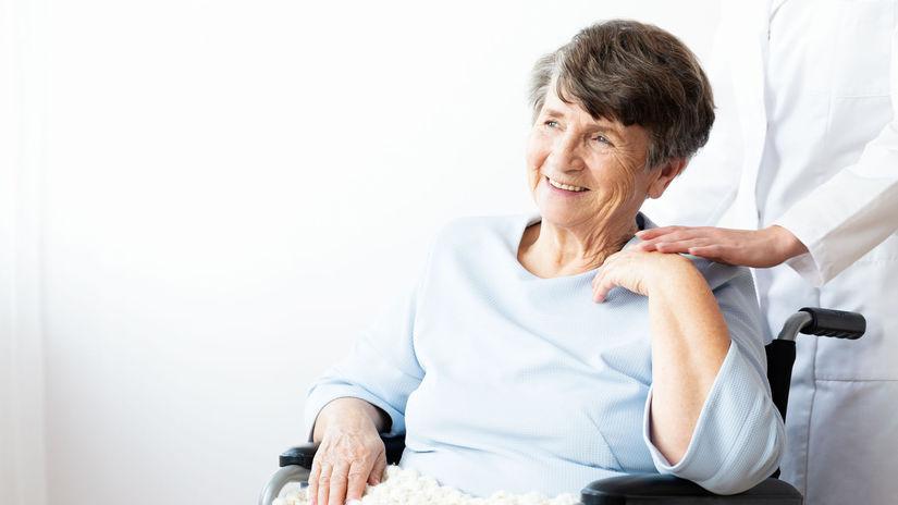 invalid, vozíčkar, príspevky, invalidný dôchodok,
