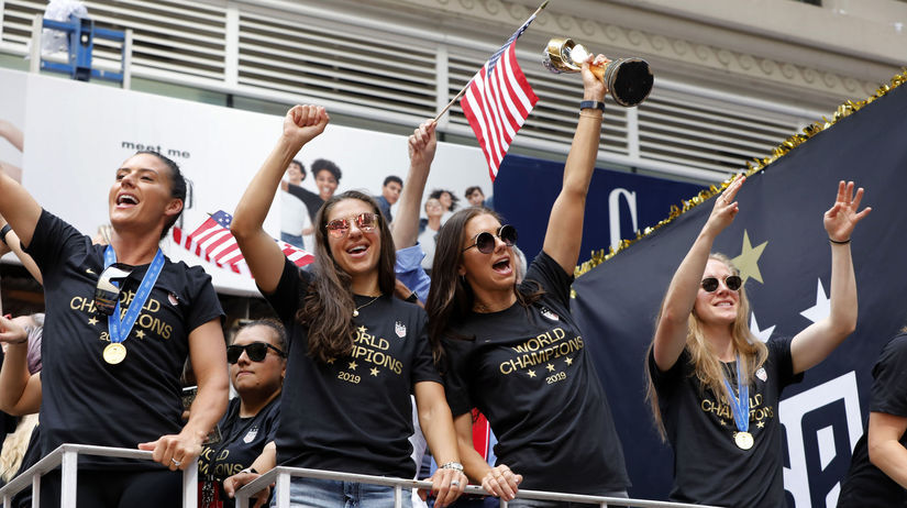 USA futbal ženy