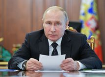 Vladimir Putin / Rusko /