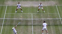 Wimbledon, semifinále