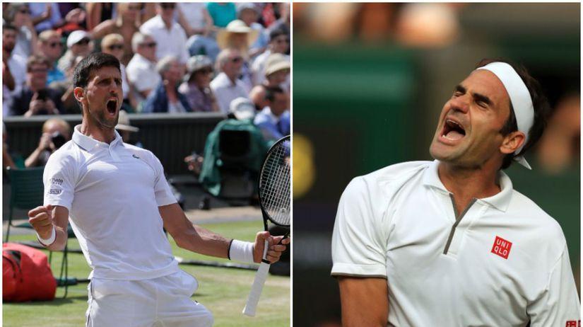 Djokovič, Federer