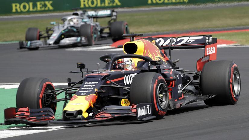 Max Verstappen, Lewisom Hamiltonom