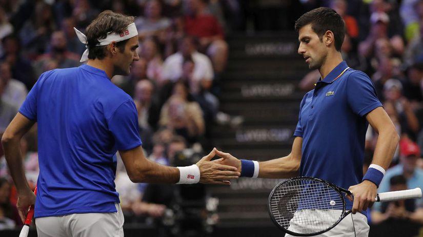Federer, Djokovič