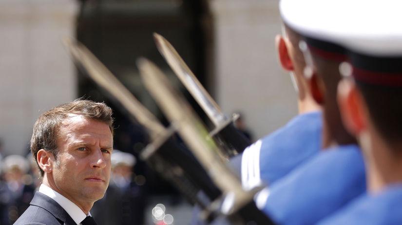 Francúzsko / Emmanuel Macron /