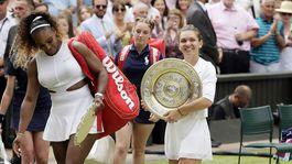 Wimbledon finále žien