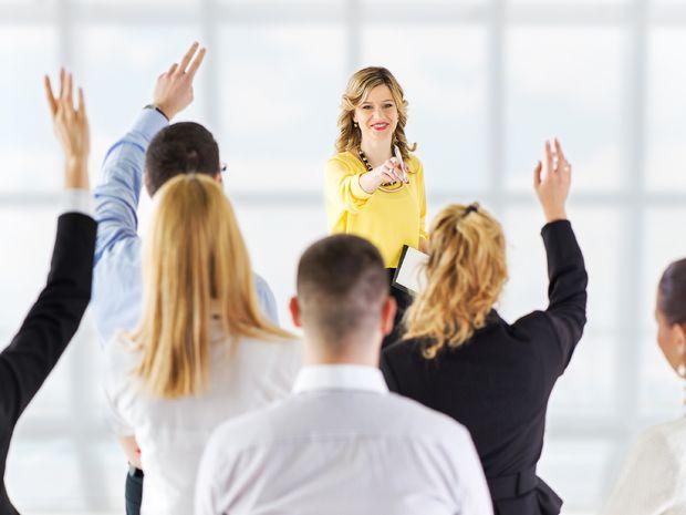 zamestnanie, meeting, stretnutie, hlasovanie,