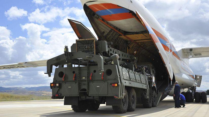 Turecko / S-400 / Rusko