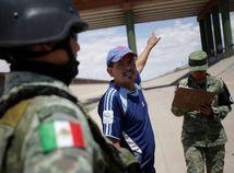 Mexiko / migranti /