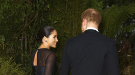 Princ Harry a jeho manželka Meghan, vojvodkyňa zo Sussexu.