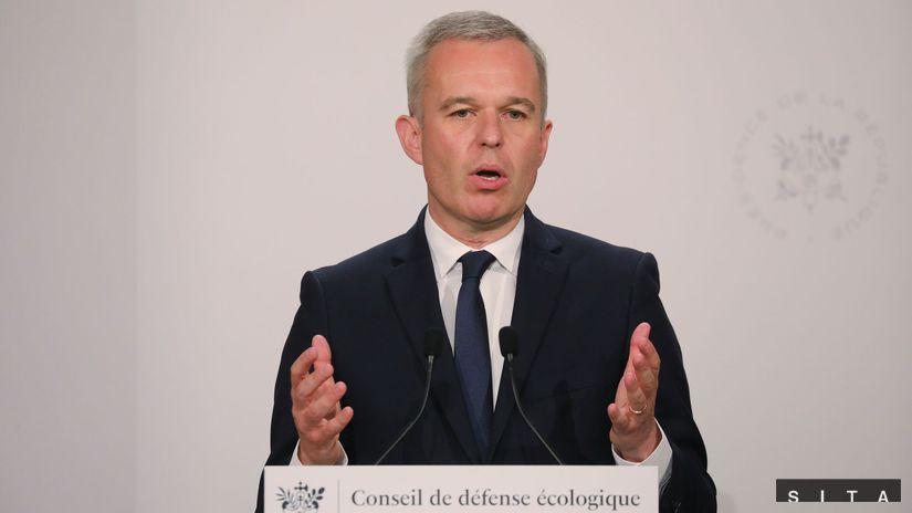 francúzsko, minister životného prostredia...