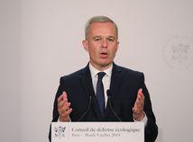 francúzsko, minister životného prostredia Francois de Rugy