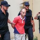 grécko polícia podozrivý vražda