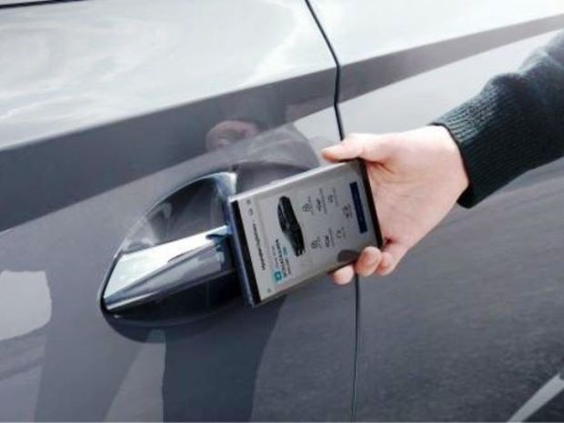 Hyundai - DdigitalKey