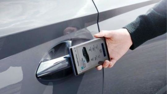 Hyundai zruší kľúče. A myslí to vážne. Začne už tento rok!