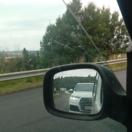 Peklo vo Zvolene - z jednej strany semafora päťkilometrová kolóna, z druhej päť áut