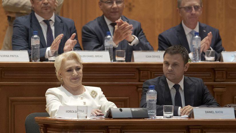 Rumunsko politika premiérka odvolávanie