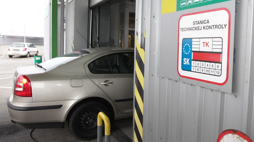 stk, emisna kontrola, servis, slovdekra,